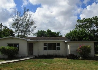Foreclosed Home in MYRTLE DR, Lake Worth, FL - 33463
