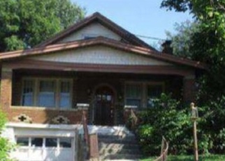 Foreclosed Home in ALEXANDRIA PIKE, Newport, KY - 41076