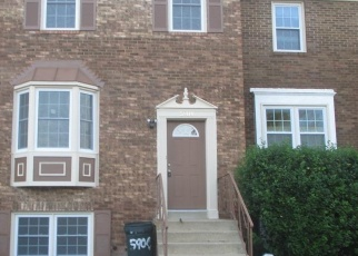 Foreclosed Home en SURRATTS VILLAGE DR, Clinton, MD - 20735