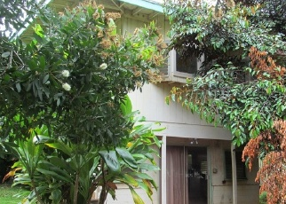 Foreclosed Home in LAIPO RD, Kapaa, HI - 96746