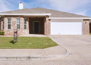 Foreclosed Home in PITTMAN AVE, Wolfforth, TX - 79382
