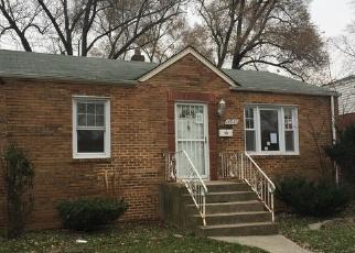 Casa en ejecución hipotecaria in Harvey, IL, 60426,  OAKDALE AVE ID: F4334645