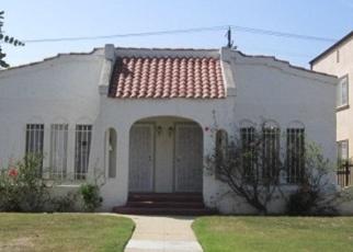 Foreclosure Home in Los Angeles, CA, 90019,  S RIMPAU BLVD ID: F4334743