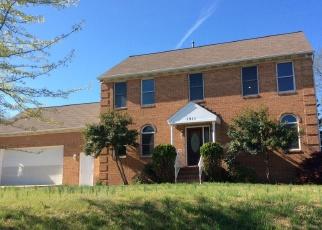 Foreclosed Home en CAMERON RIDGE RD, Hanover, MD - 21076