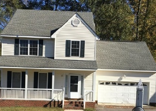 Foreclosed Home en EXHALL CT, Chester, VA - 23831