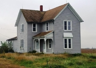Foreclosed Home in N 2100TH RD, Bushnell, IL - 61422