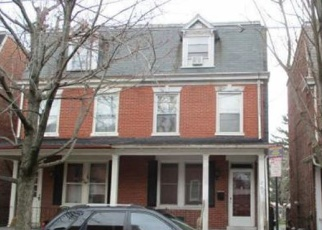 Foreclosed Home en FAIRVIEW AVE, Lancaster, PA - 17603