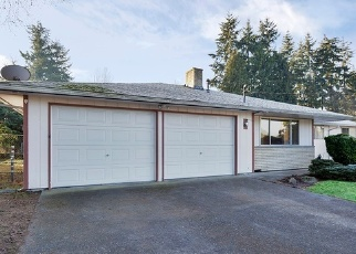 Foreclosed Home en 115TH STREET CT E, Puyallup, WA - 98373