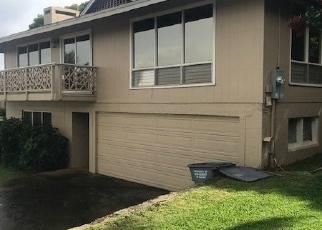 Foreclosed Home in GALLO PL, Kalaheo, HI - 96741