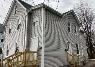 Foreclosed Home in FOWLER ST, Westfield, MA - 01085