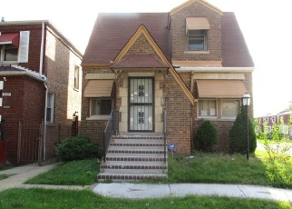 Foreclosed Home in S SAINT LAWRENCE AVE, Chicago, IL - 60628