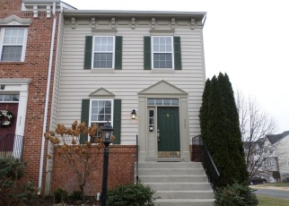Foreclosed Home en LEGRACE TER NE, Leesburg, VA - 20176