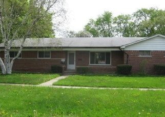Foreclosed Home in LORRAINE AVE, Warren, MI - 48089