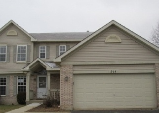 Foreclosed Home in KATHLEEN DR, Romeoville, IL - 60446