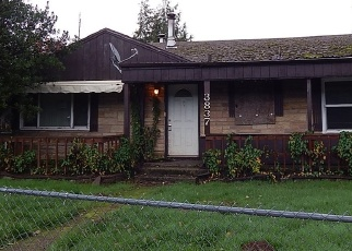 Foreclosed Home in SHERMAN AVE, North Bend, OR - 97459