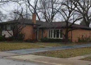Foreclosed Home en INGLESIDE AVE, South Holland, IL - 60473