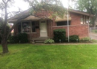 Foreclosed Home in ALVIN ST, Westland, MI - 48186