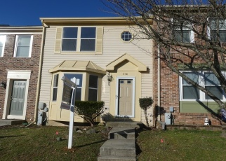 Foreclosed Home en DORA PL, Bel Air, MD - 21014