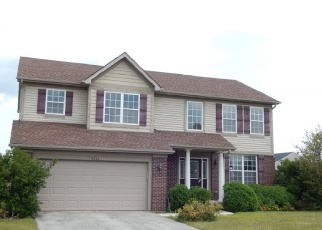 Foreclosed Home in DEWEY PL, Crown Point, IN - 46307