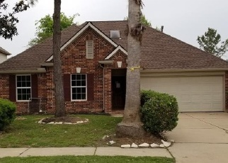 Foreclosed Home in BRIDLE BEND DR, Houston, TX - 77084