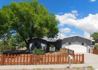 Casa en ejecución hipotecaria in Las Cruces, NM, 88001,  DEFIANCE RD ID: F4336936