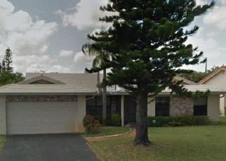 Foreclosed Home in NW 107TH TER, Pompano Beach, FL - 33071