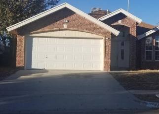 Foreclosed Home in BANNER CREST DR, El Paso, TX - 79936