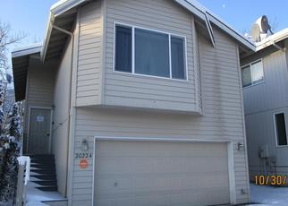 Foreclosed Home in GLACIER PARK CIR, Eagle River, AK - 99577
