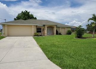 Foreclosed Home en SW 27TH TER, Cape Coral, FL - 33914