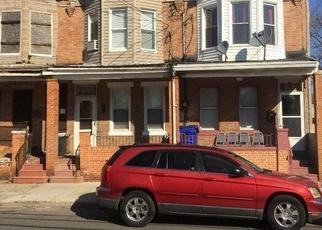 Foreclosed Home in CHESTNUT ST, Camden, NJ - 08103