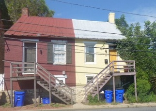 Foreclosed Home en S BENTZ ST, Frederick, MD - 21701