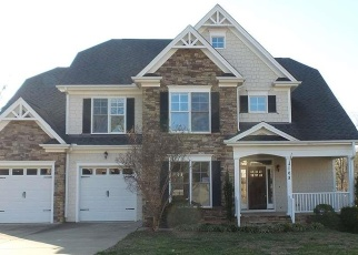 Foreclosed Home in GRYFFINDOR LN, Holly Springs, NC - 27540