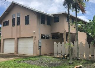 Foreclosed Home in MIULANA PL, Kapaa, HI - 96746