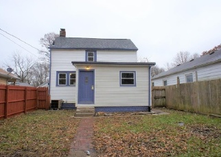 Foreclosed Home en N TEMPLE AVE, Indianapolis, IN - 46218