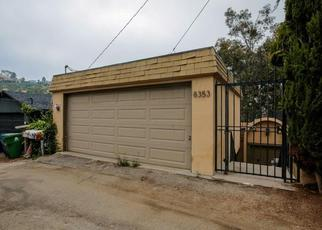 Foreclosed Home en YUCCA TRL, Los Angeles, CA - 90046