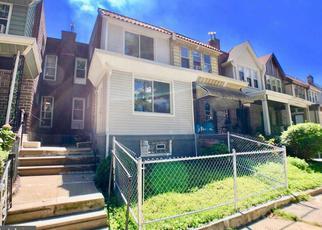 Foreclosed Home en LINDLEY AVE, Philadelphia, PA - 19141