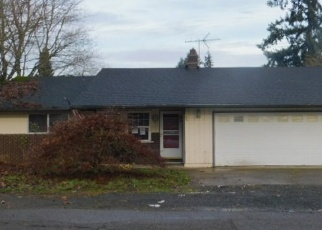 Foreclosed Home in SE MYRTLE ST, Scappoose, OR - 97056