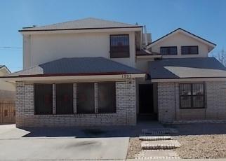 Foreclosed Home in DEAN JONES ST, El Paso, TX - 79936
