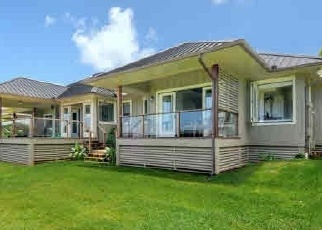 Foreclosed Home in KALIHIWAI RD, Kilauea, HI - 96754