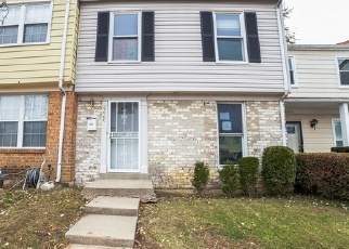 Foreclosed Home en CONTINENTAL PL, Hyattsville, MD - 20785