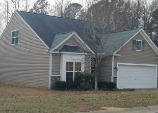 Foreclosed Home in YORKSHIRE DR, Clayton, NC - 27520