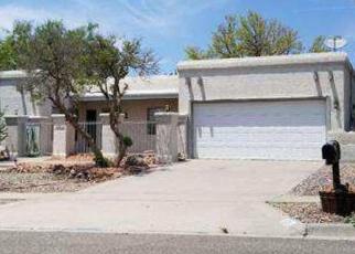 Foreclosed Home in CAMINO FUENTE DR, El Paso, TX - 79912