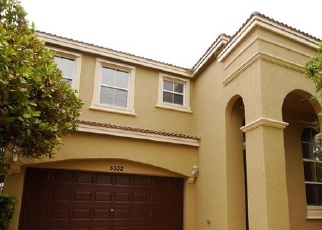 Foreclosed Home in SW 155TH AVE, Hollywood, FL - 33027