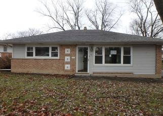 Foreclosed Home en MIAMI ST, Park Forest, IL - 60466