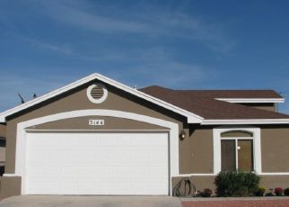 Foreclosed Home in MANNY AGUILERA DR, El Paso, TX - 79936