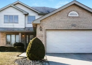 Foreclosed Home in AMHERST PL, Matteson, IL - 60443