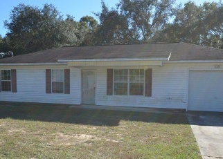 Foreclosed Home in APPALOOSA AVE, Milton, FL - 32570