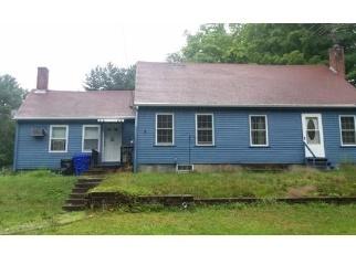 Foreclosed Home in GLEBE ST, Taunton, MA - 02780
