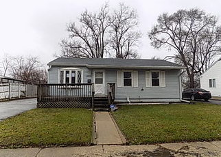 Casa en ejecución hipotecaria in Chicago Heights, IL, 60411,  CLYDE AVE ID: F4338747