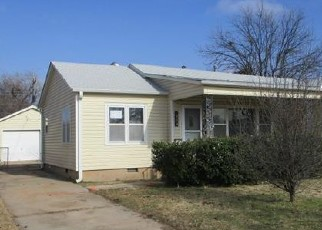 Foreclosed Home in NW COLUMBIA AVE, Lawton, OK - 73507